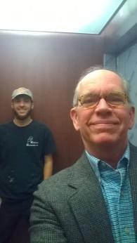 elevator-selfie